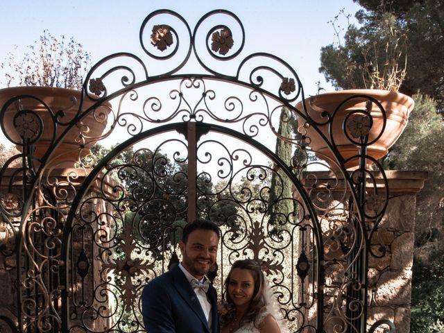 Le mariage de Damien et Natacha à Les Arcs, Var 13