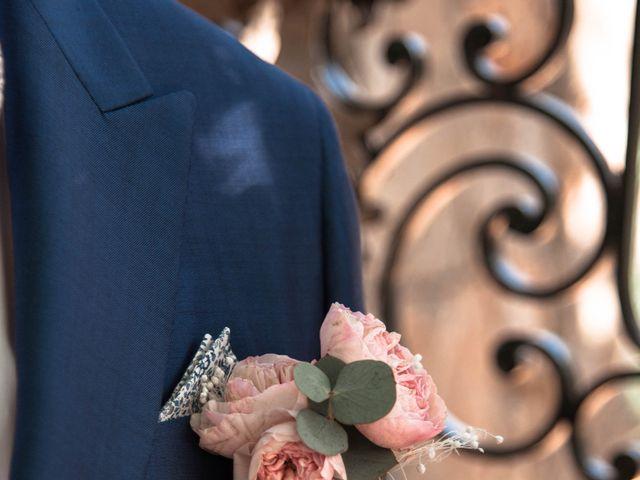 Le mariage de Damien et Natacha à Les Arcs, Var 14
