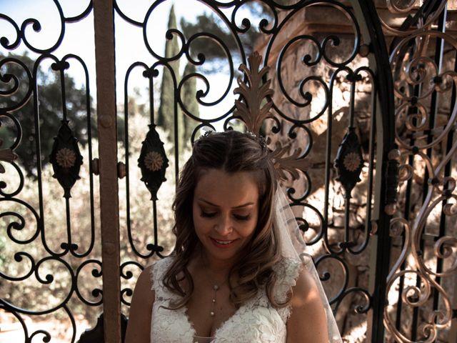 Le mariage de Damien et Natacha à Les Arcs, Var 15