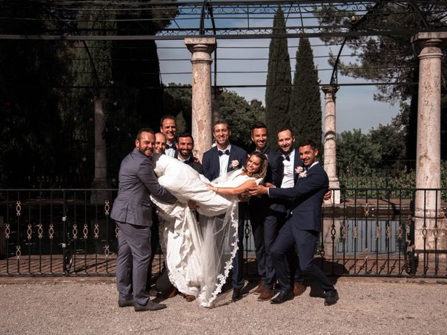 Le mariage de Damien et Natacha à Les Arcs, Var 2