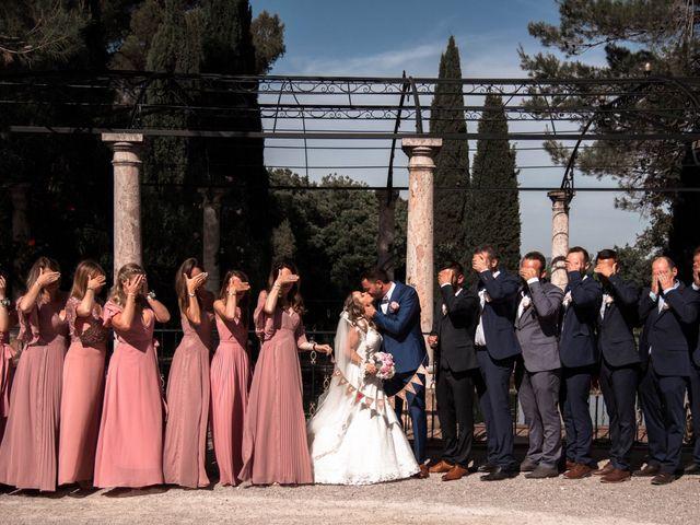 Le mariage de Damien et Natacha à Les Arcs, Var 18