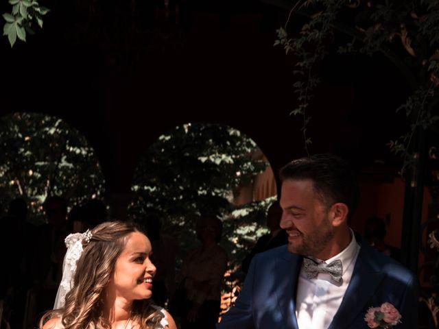 Le mariage de Damien et Natacha à Les Arcs, Var 21