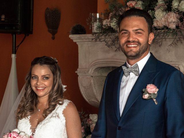 Le mariage de Damien et Natacha à Les Arcs, Var 25