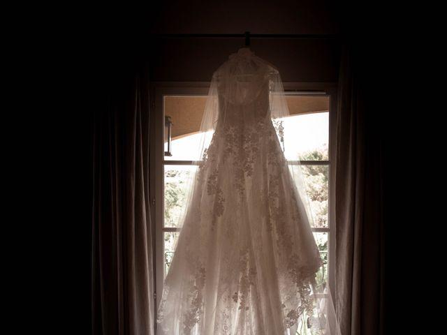 Le mariage de Damien et Natacha à Les Arcs, Var 44