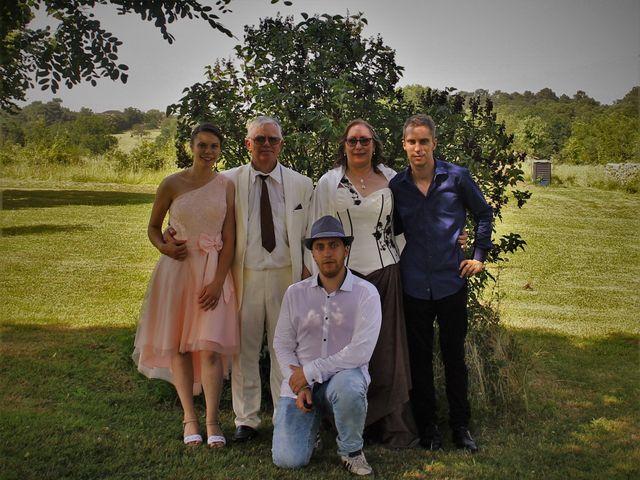 Le mariage de Sandrine et Michel