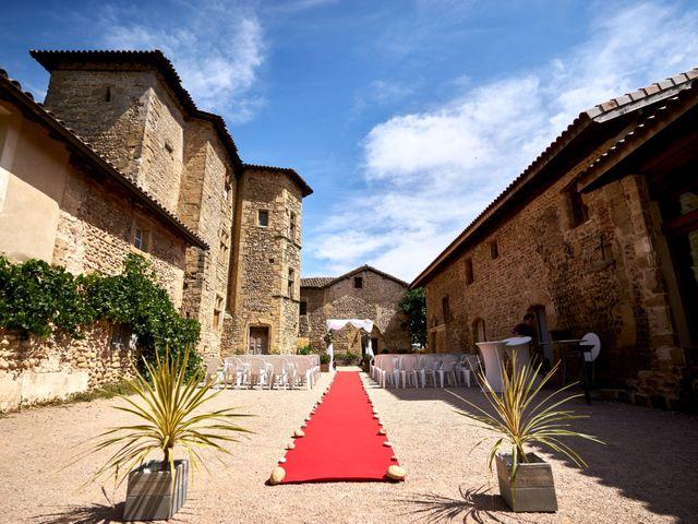 Le mariage de Jacob et Myriam à Épinouze, Drôme 4