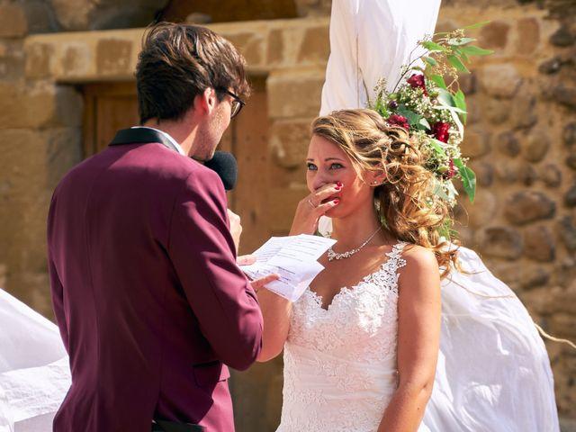 Le mariage de Jacob et Myriam à Épinouze, Drôme 11