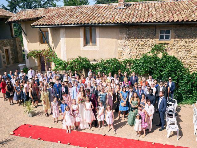 Le mariage de Jacob et Myriam à Épinouze, Drôme 12