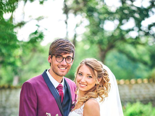 Le mariage de Jacob et Myriam à Épinouze, Drôme 14