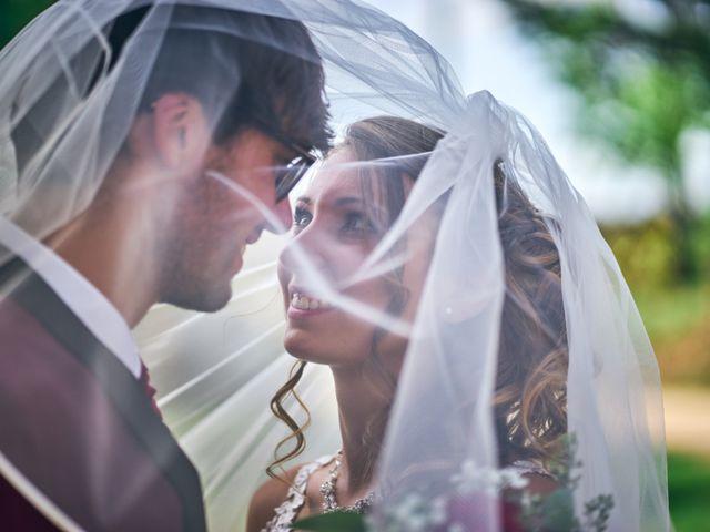Le mariage de Jacob et Myriam à Épinouze, Drôme 15