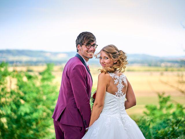 Le mariage de Jacob et Myriam à Épinouze, Drôme 21