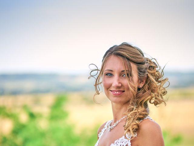 Le mariage de Jacob et Myriam à Épinouze, Drôme 22