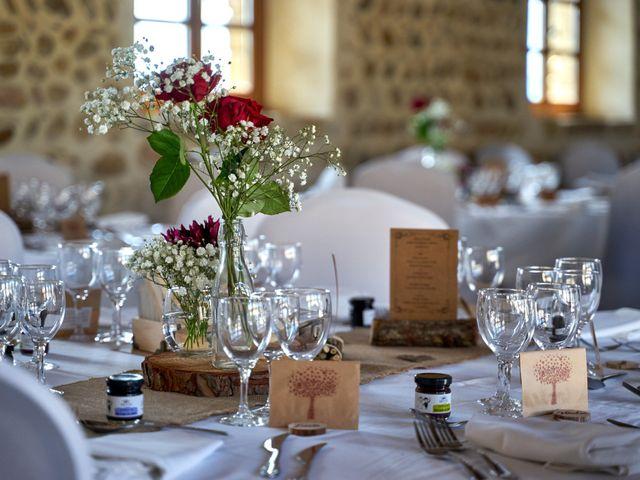 Le mariage de Jacob et Myriam à Épinouze, Drôme 26