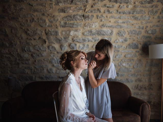 Le mariage de Alexander et Yuliya à Sévérac-le-Château, Aveyron 8