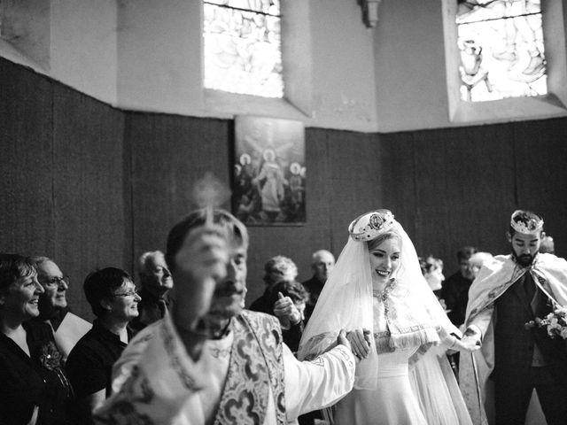 Le mariage de Alexander et Yuliya à Sévérac-le-Château, Aveyron 14