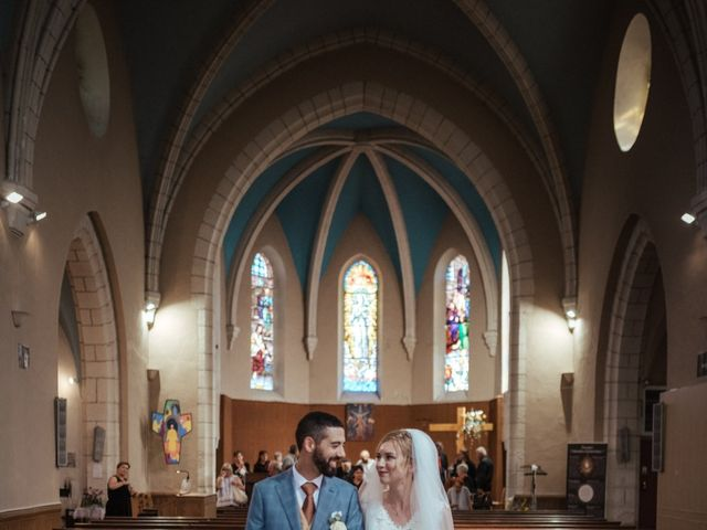 Le mariage de Alexander et Yuliya à Sévérac-le-Château, Aveyron 16