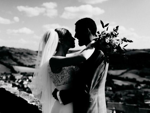 Le mariage de Alexander et Yuliya à Sévérac-le-Château, Aveyron 18