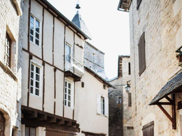 Le mariage de Alexander et Yuliya à Sévérac-le-Château, Aveyron 21