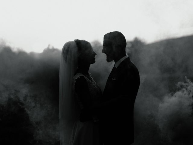 Le mariage de Alexander et Yuliya à Sévérac-le-Château, Aveyron 45