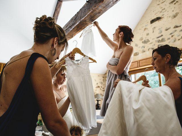 Le mariage de Olivier et Julie à Cossé-le-Vivien, Mayenne 17
