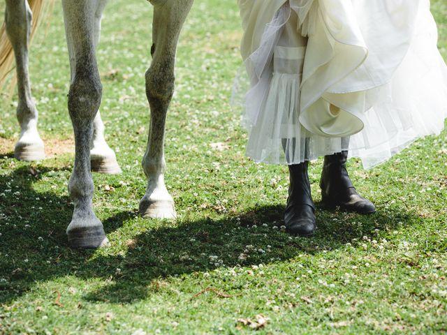 Le mariage de Olivier et Julie à Cossé-le-Vivien, Mayenne 24