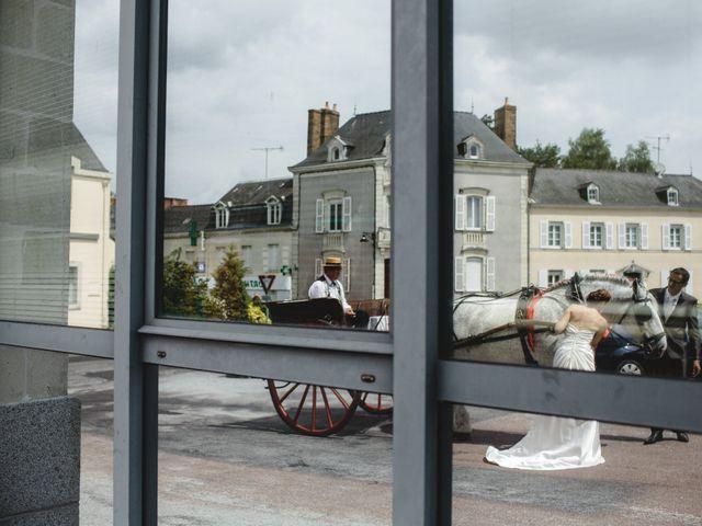 Le mariage de Olivier et Julie à Cossé-le-Vivien, Mayenne 30