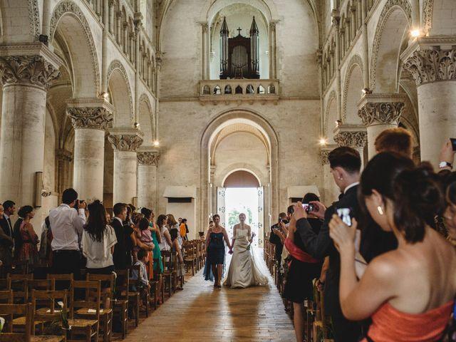 Le mariage de Olivier et Julie à Cossé-le-Vivien, Mayenne 31