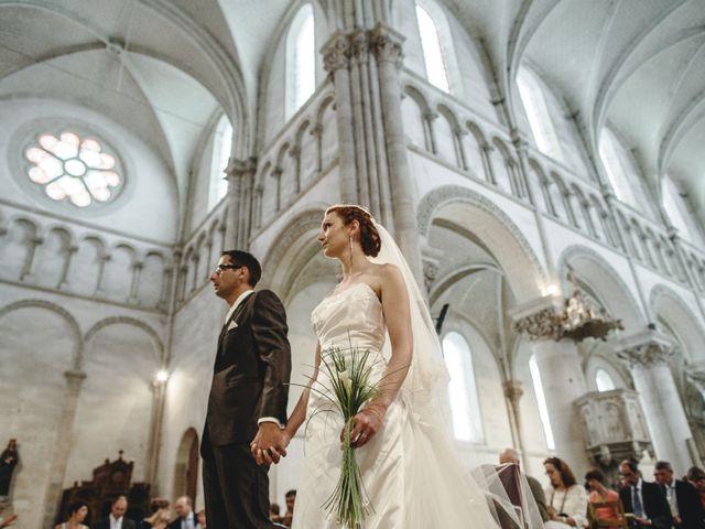 Le mariage de Olivier et Julie à Cossé-le-Vivien, Mayenne 35