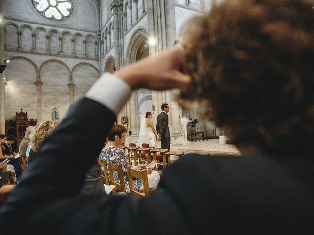 Le mariage de Olivier et Julie à Cossé-le-Vivien, Mayenne 36