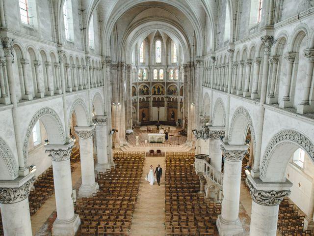 Le mariage de Olivier et Julie à Cossé-le-Vivien, Mayenne 37