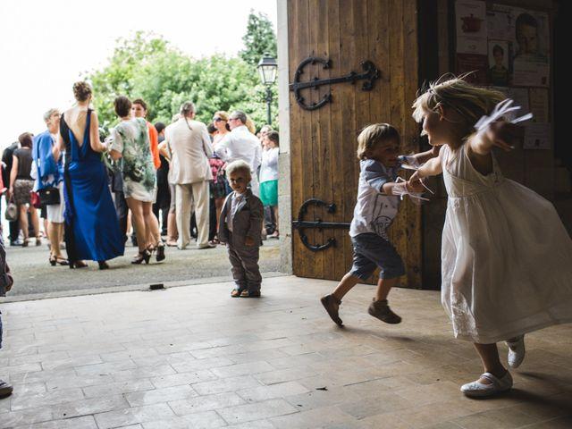 Le mariage de Olivier et Julie à Cossé-le-Vivien, Mayenne 39