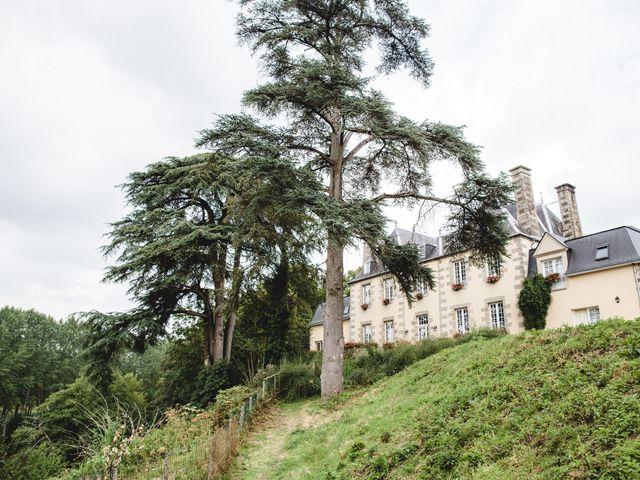 Le mariage de Olivier et Julie à Cossé-le-Vivien, Mayenne 41