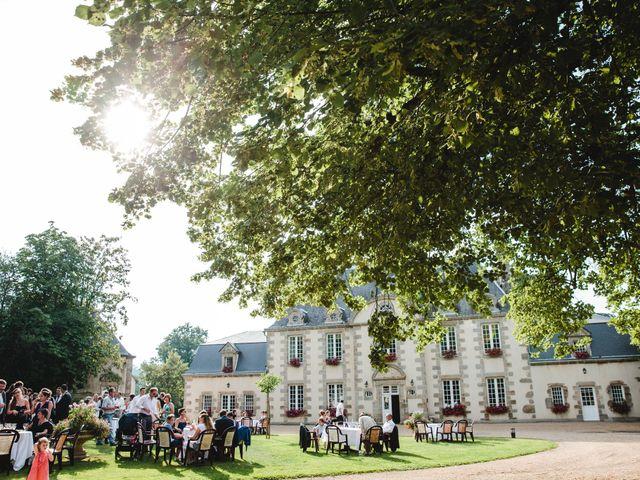 Le mariage de Olivier et Julie à Cossé-le-Vivien, Mayenne 48