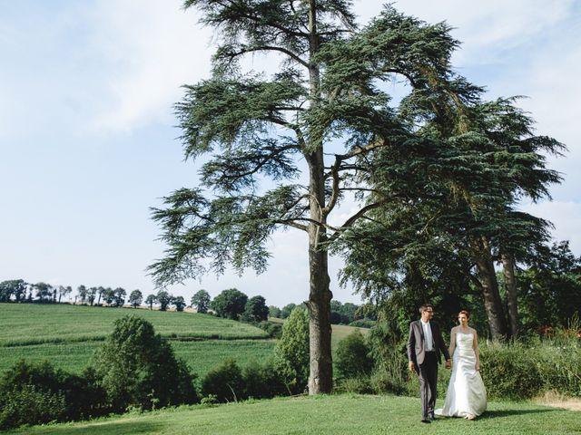 Le mariage de Olivier et Julie à Cossé-le-Vivien, Mayenne 52