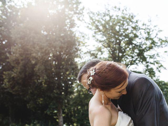 Le mariage de Olivier et Julie à Cossé-le-Vivien, Mayenne 53