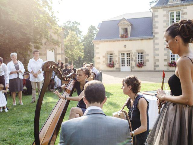 Le mariage de Olivier et Julie à Cossé-le-Vivien, Mayenne 54