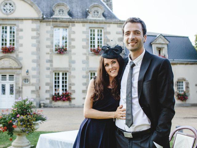 Le mariage de Olivier et Julie à Cossé-le-Vivien, Mayenne 56