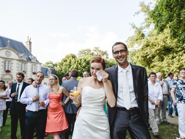 Le mariage de Olivier et Julie à Cossé-le-Vivien, Mayenne 58