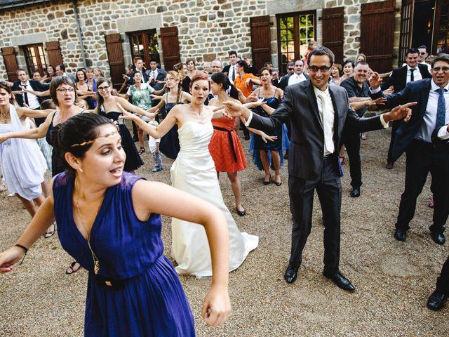 Le mariage de Olivier et Julie à Cossé-le-Vivien, Mayenne 59