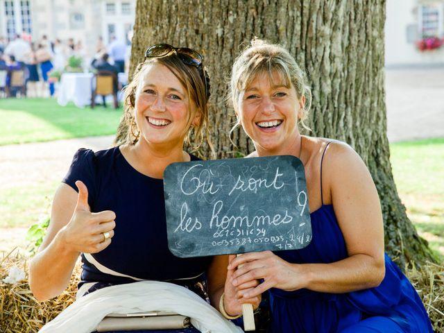 Le mariage de Olivier et Julie à Cossé-le-Vivien, Mayenne 64