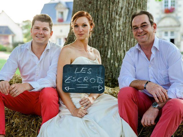 Le mariage de Olivier et Julie à Cossé-le-Vivien, Mayenne 66