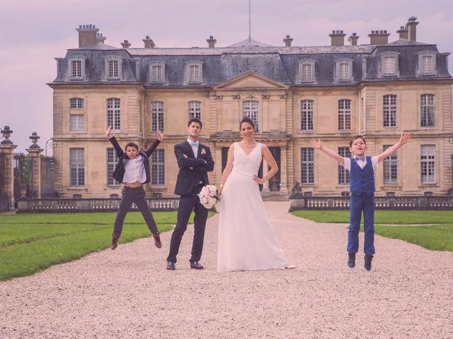 Le mariage de Delphine et Fabien