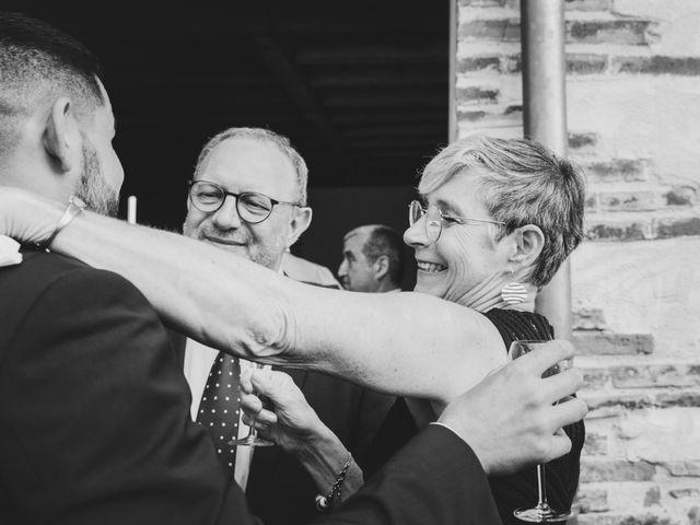 Le mariage de Julien et Emilie à Fareins, Ain 28