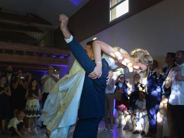 Le mariage de Julien et Emilie à Fareins, Ain 48