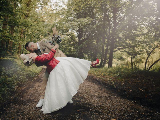 Le mariage de Julie et Yoann