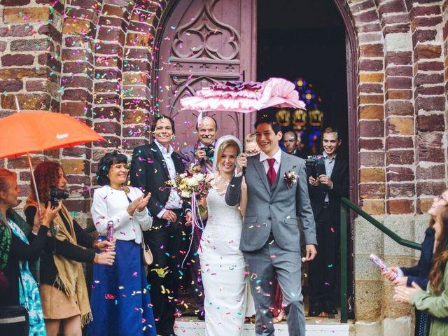 Le mariage de Deni et Yola à Le Rheu, Ille et Vilaine 2