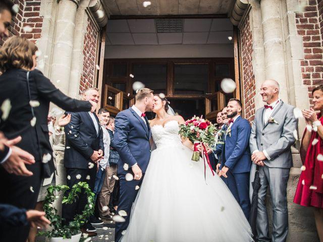 Le mariage de Romain et Charlotte à Hem, Nord 23