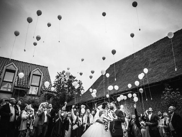 Le mariage de Romain et Charlotte à Hem, Nord 54