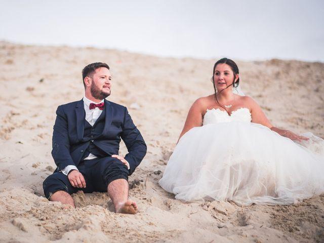 Le mariage de Romain et Charlotte à Hem, Nord 78