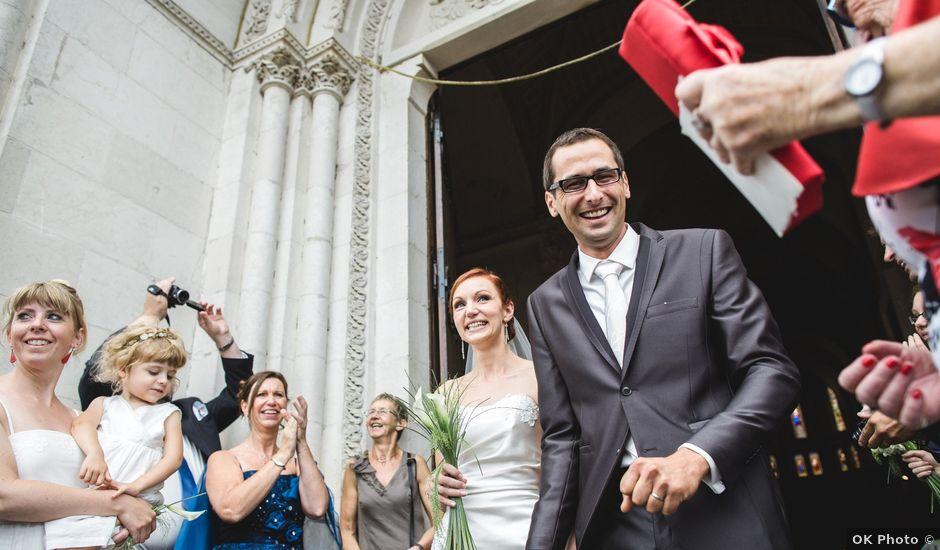 Le mariage de Olivier et Julie à Cossé-le-Vivien, Mayenne